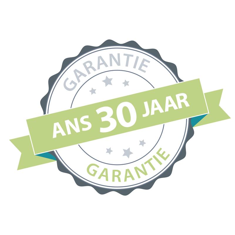 Les vérandas Verandair sont garanties 30 ans!