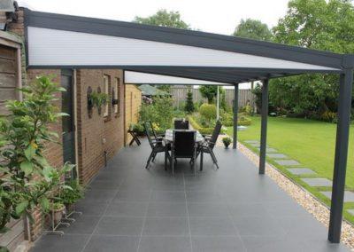Verandair: pergola et couverture de terrasse