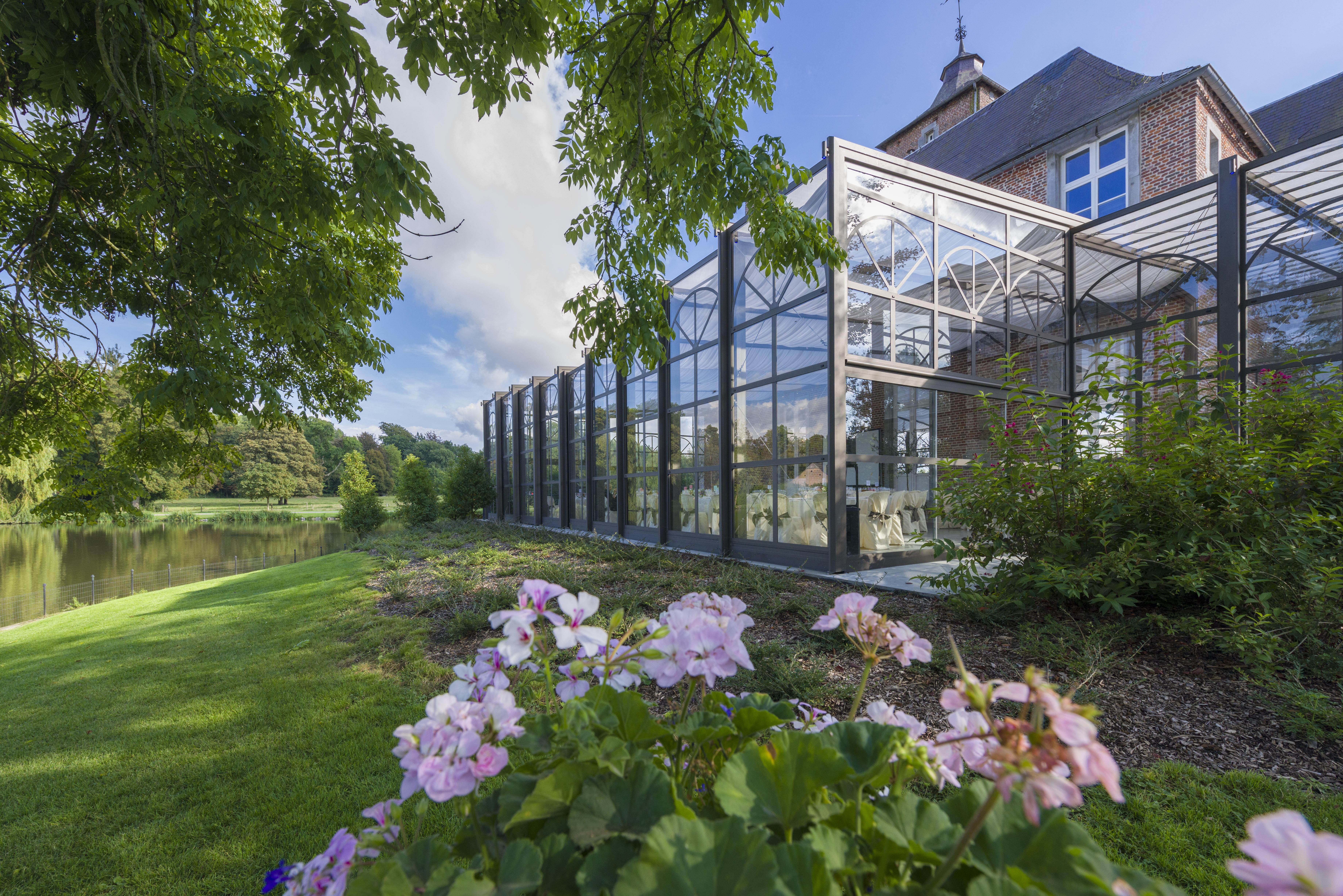 Terrassen Veranda de terrasoverkapping verandair