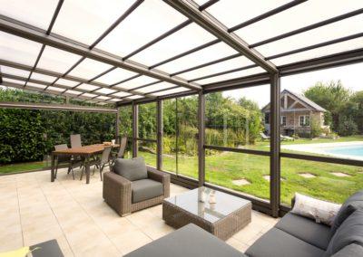 v randa verandair v randa bioclimatique en aluminium. Black Bedroom Furniture Sets. Home Design Ideas