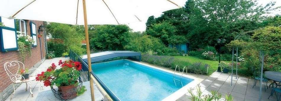 Des abris de piscine sur mesure pour un confort optimal for Abri piscine pool up