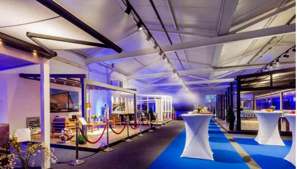 L'inauguration de notre nouveau showroom à Spy en images!