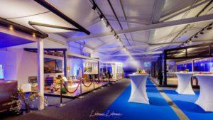 Showroom de Verandair à Spy - Inauguration
