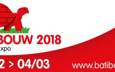 Verandair sera présent à Batibouw 2018!