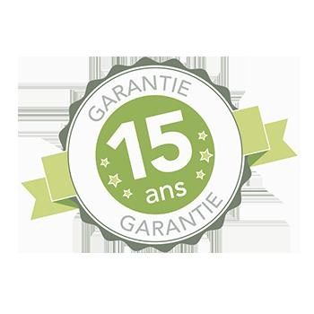 Garantie de 15 ans - Verandair: véranda, abri de terrasse, pergola