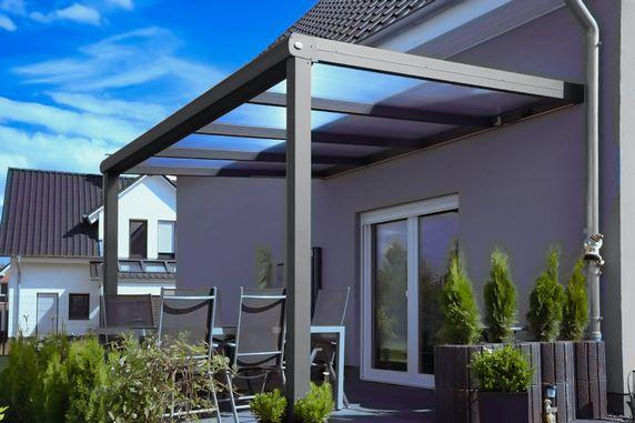 Pergola et pergola à toiture fixe Verandair
