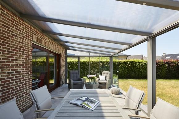 Pergola à toiture fixe Verandair - qualité et durabilité