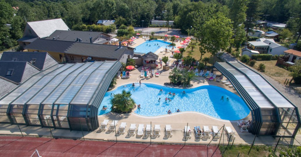 Véranda pour piscine - Abri de piscine