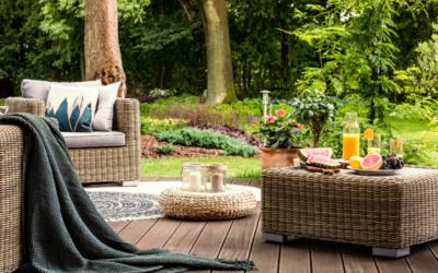Un abri de terrasse pour profiter des beaux jours