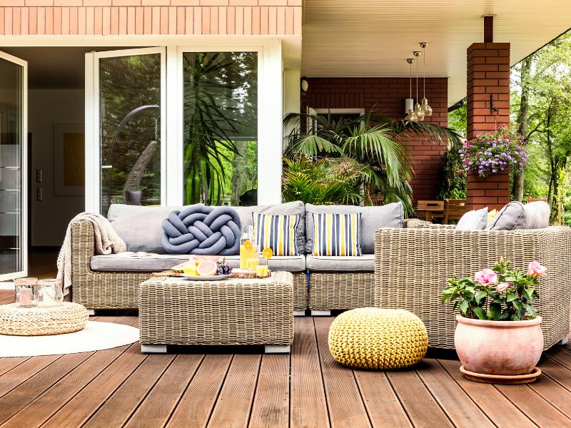 Terrasse & Pergola : le grand nettoyage de printemps