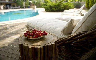 Un air de vacances dans votre jardin avec une pergola