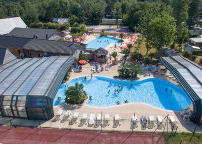 abri de piscine collectivités summum
