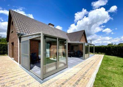 abri de terrasse belgique