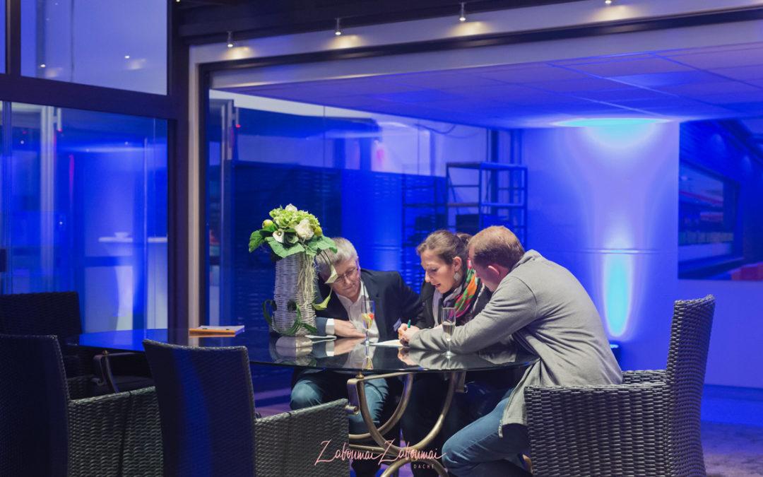 Nos conseillers commerciaux vous accompagnent dans nos showrooms de Namur et Tournai