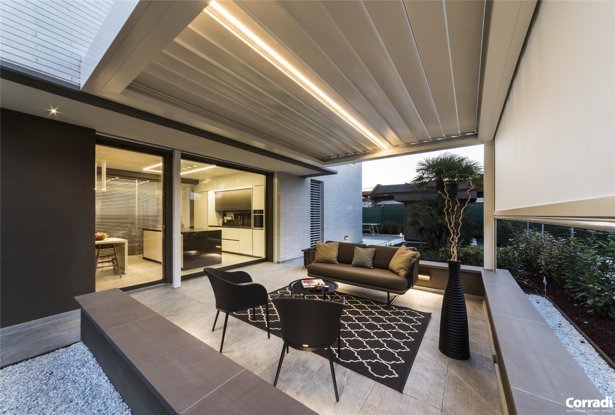 Pergola en aluminium Verandair