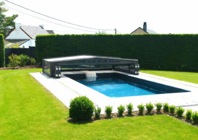 abri piscine bas belgique