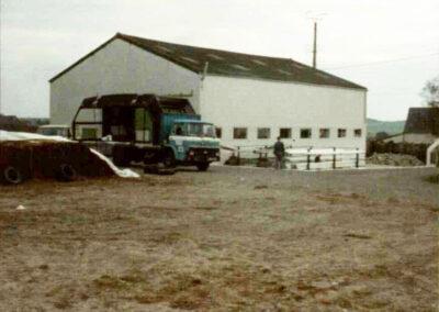 usine poolcover en 1990 - 1